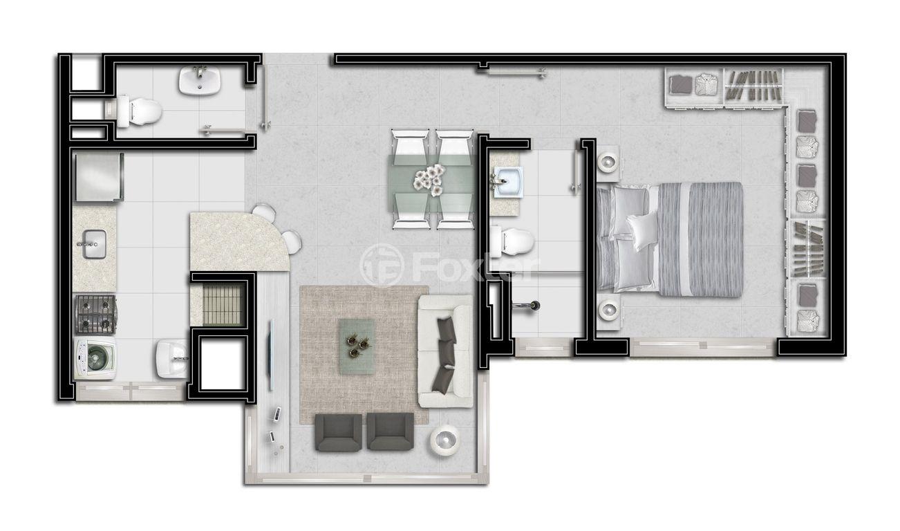 Foxter Imobiliária - Apto 2 Dorm, Azenha (136434) - Foto 9