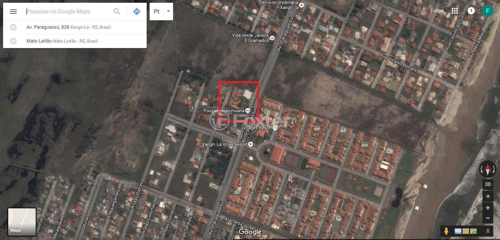 Foxter Imobiliária - Terreno, Xangri-lá, Xangri-lá