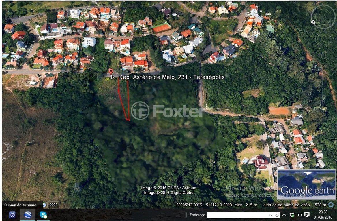 Terreno, Teresópolis, Porto Alegre (137774)