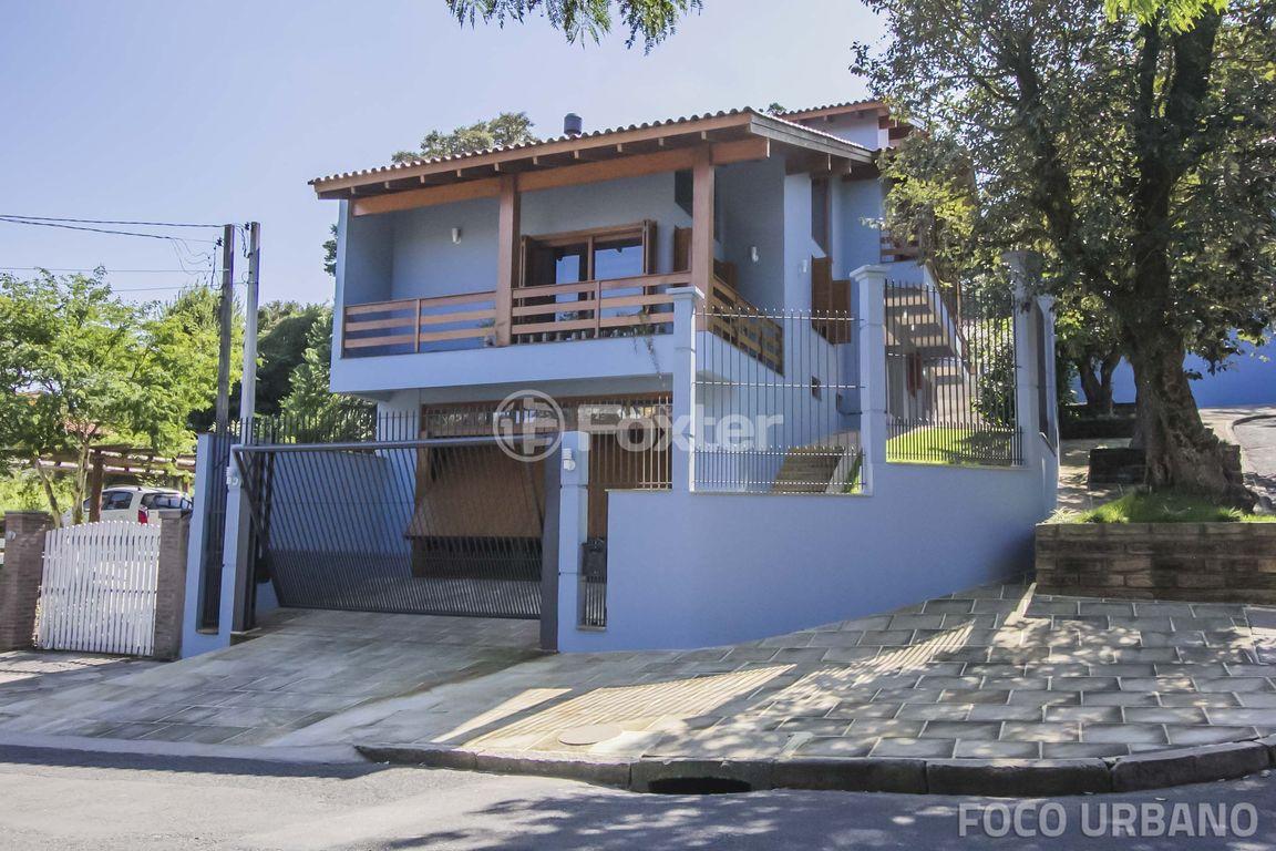 Casa 3 Dorm, Guarujá, Porto Alegre (138071)