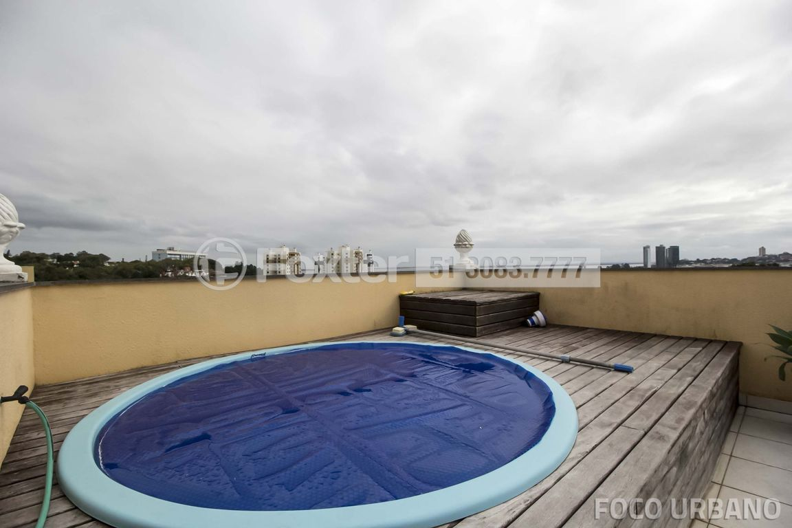 Foxter Imobiliária - Cobertura 3 Dorm, Cristal - Foto 36