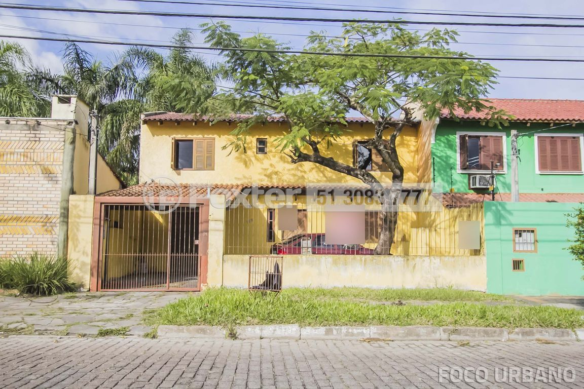Casa 3 Dorm, Hípica, Porto Alegre (139552)