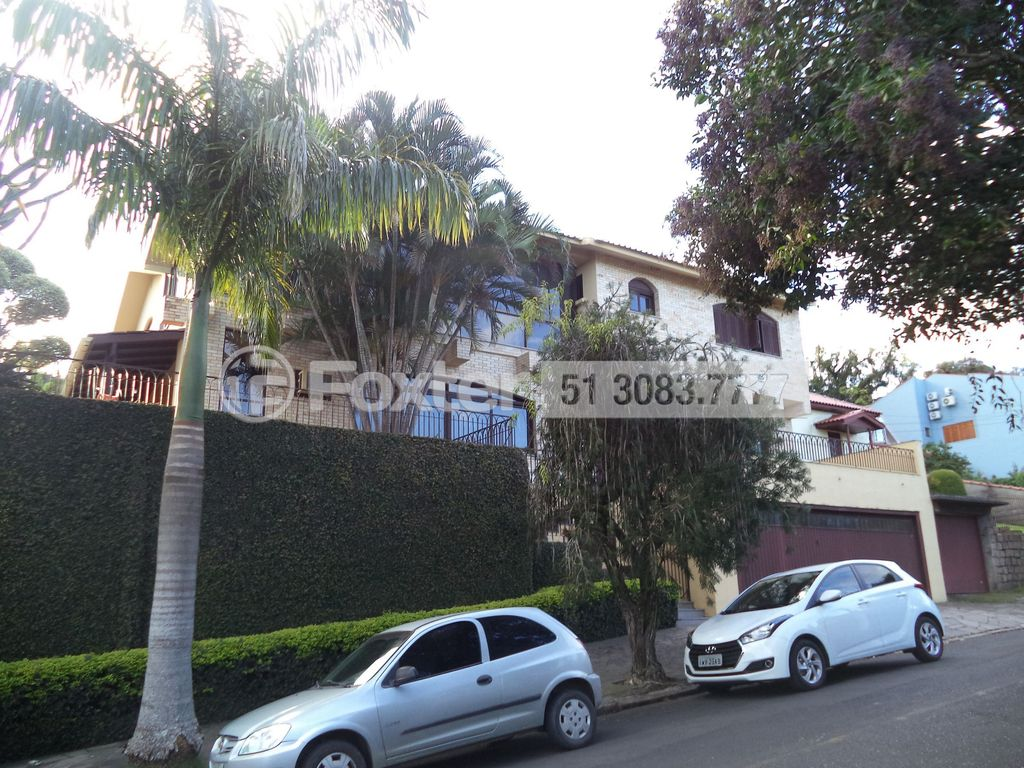 Casa 4 Dorm, Guarujá, Porto Alegre (140627) - Foto 2