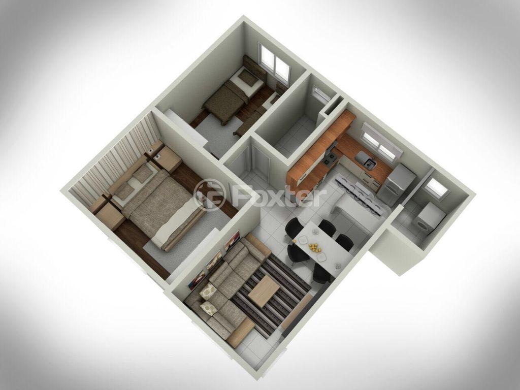 Foxter Imobiliária - Apto 2 Dorm, Olaria, Canoas - Foto 5