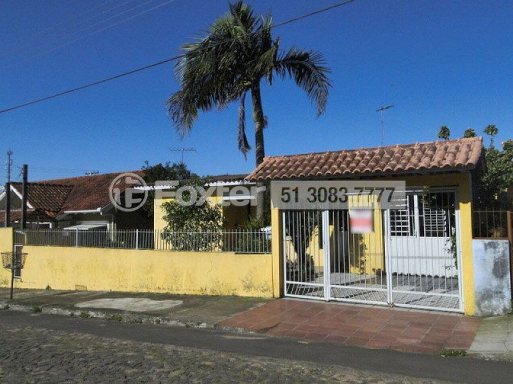 Casa 3 Dorm, São Paulo, Montenegro (141220)