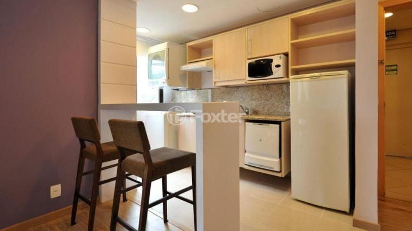 Foxter Imobiliária - Flat 1 Dorm, Independência - Foto 17
