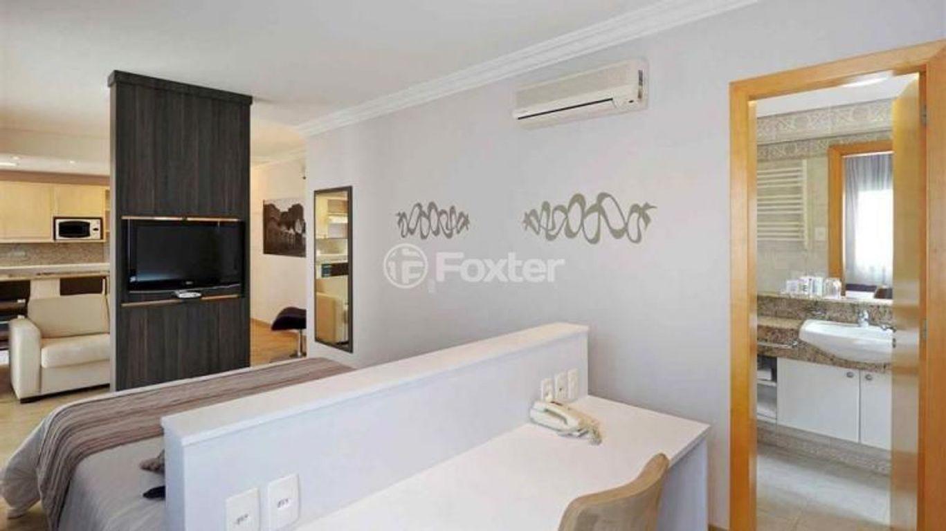 Foxter Imobiliária - Flat 1 Dorm, Independência - Foto 16