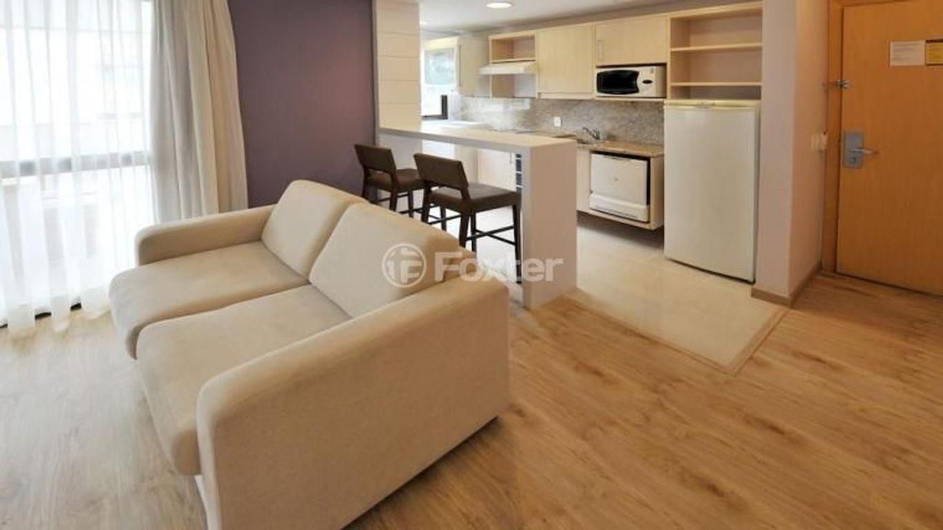 Foxter Imobiliária - Flat 1 Dorm, Independência - Foto 12