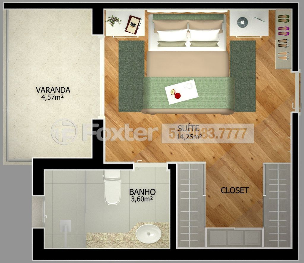 Casa 3 Dorm, Estância Velha, Canoas (141863) - Foto 10