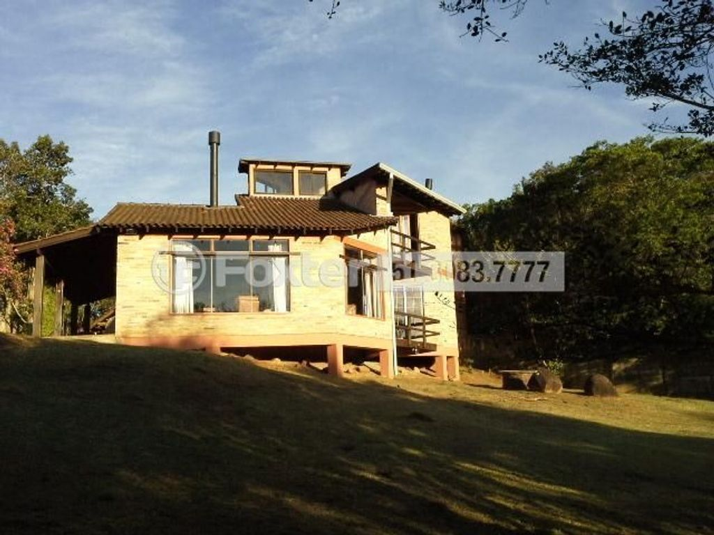 Casa 4 Dorm, Campo Novo, Porto Alegre (141924) - Foto 13