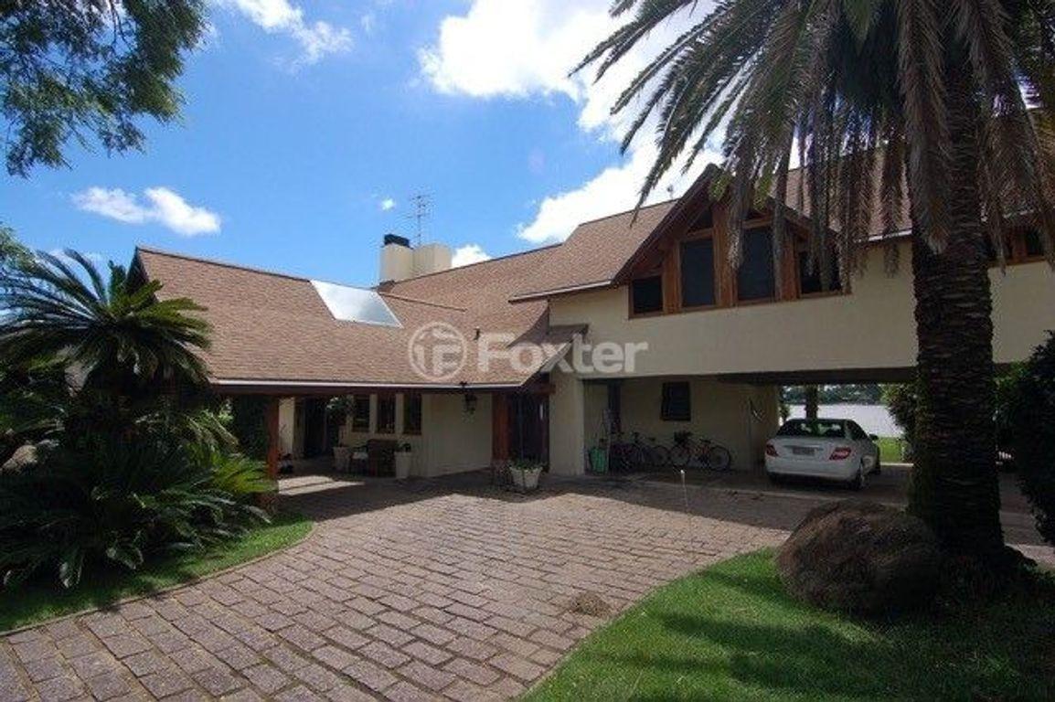 Casa 4 Dorm, Parque Guaíba, Eldorado do Sul (142167)