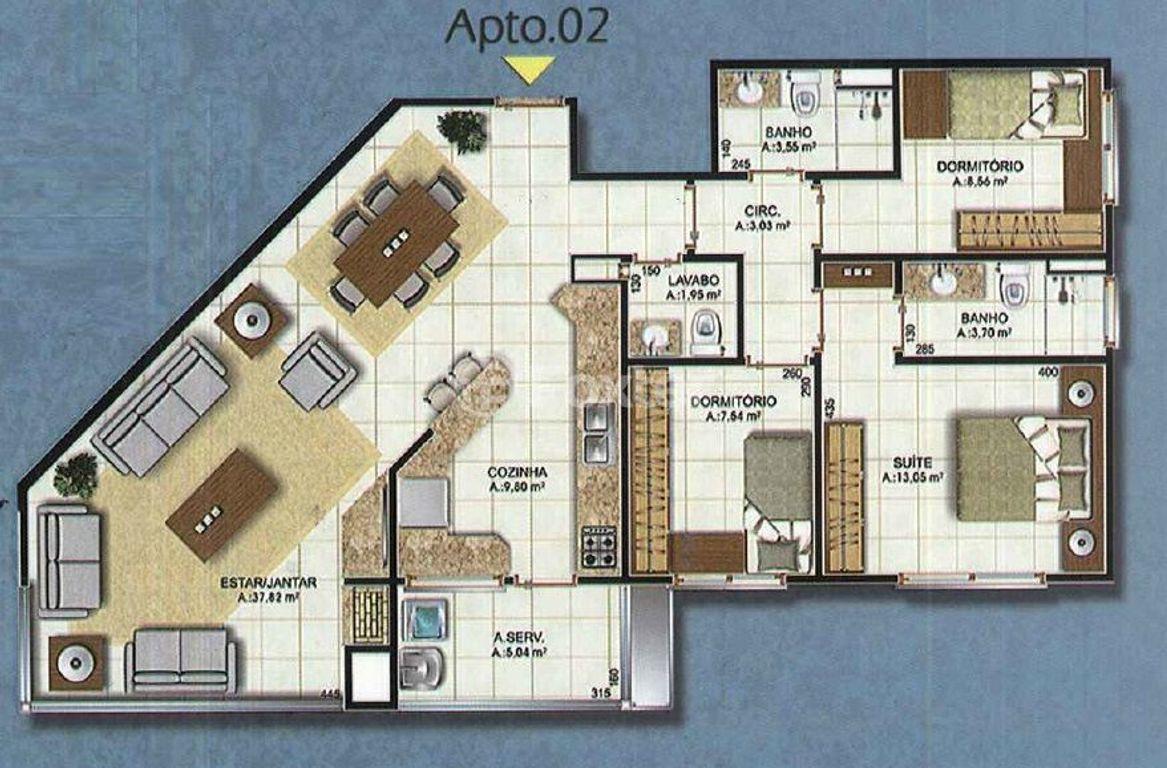 Apto 3 Dorm, Centro, Canoas (145072) - Foto 37