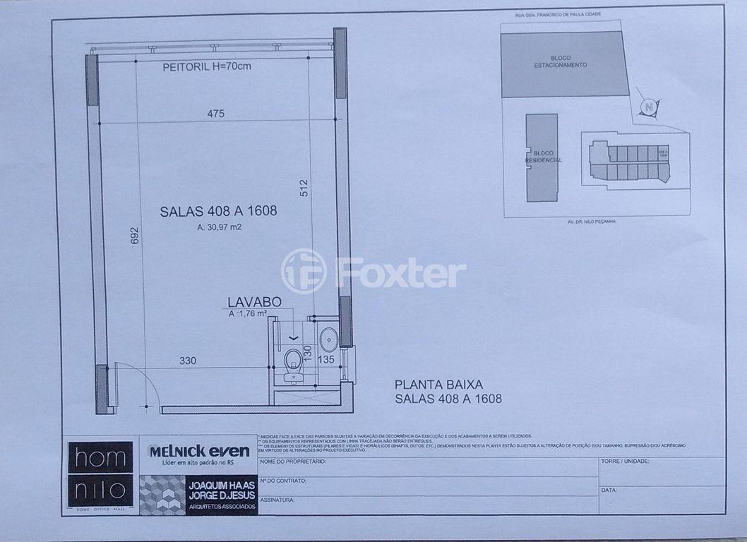 Foxter Imobiliária - Sala, Chácara das Pedras - Foto 11
