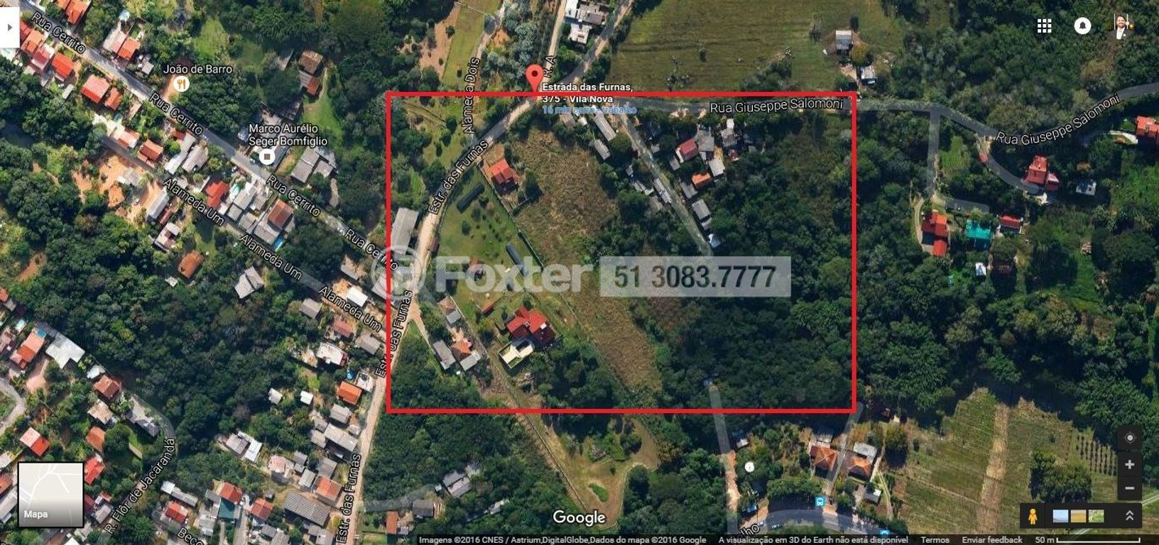 Foxter Imobiliária - Terreno 4 Dorm, Vila Nova