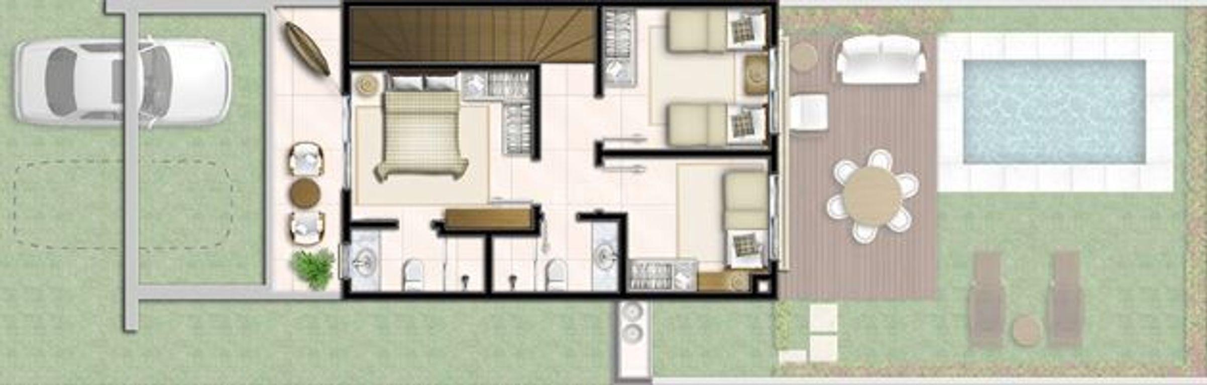 Casa 3 Dorm, Centro, Xangri-lá (147089) - Foto 14