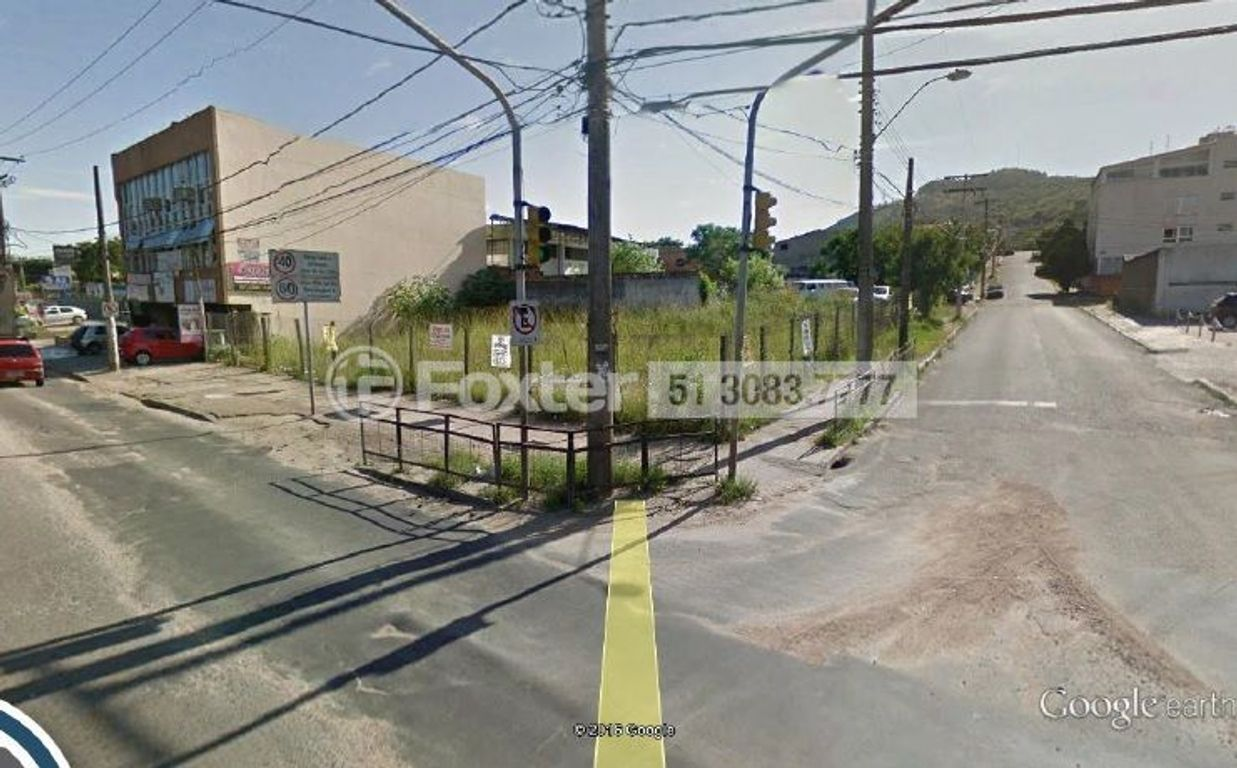 Foxter Imobiliária - Terreno, Agronomia (147844)