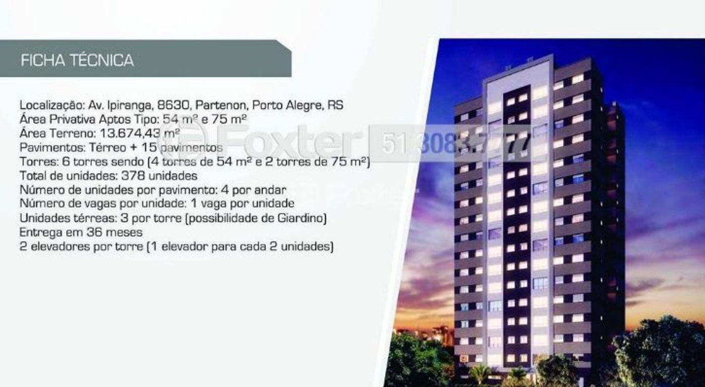 Apto 3 Dorm, Jardim Carvalho, Porto Alegre (147890) - Foto 11
