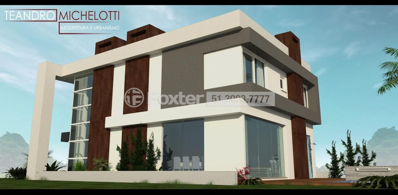 Foxter Imobiliária - Casa 4 Dorm, Zona Nova - Foto 10