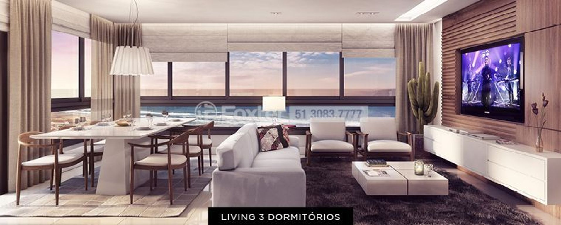 Apto 3 Dorm, Centro, Torres (148683) - Foto 14