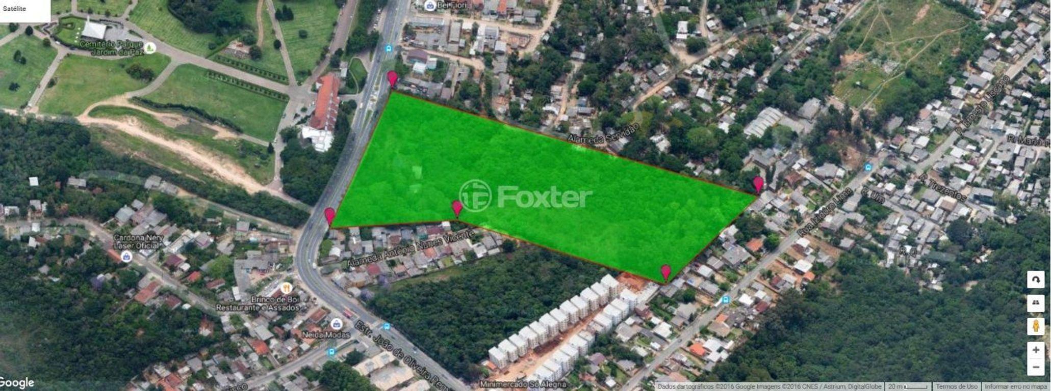 Foxter Imobiliária - Terreno, Agronomia (148698)
