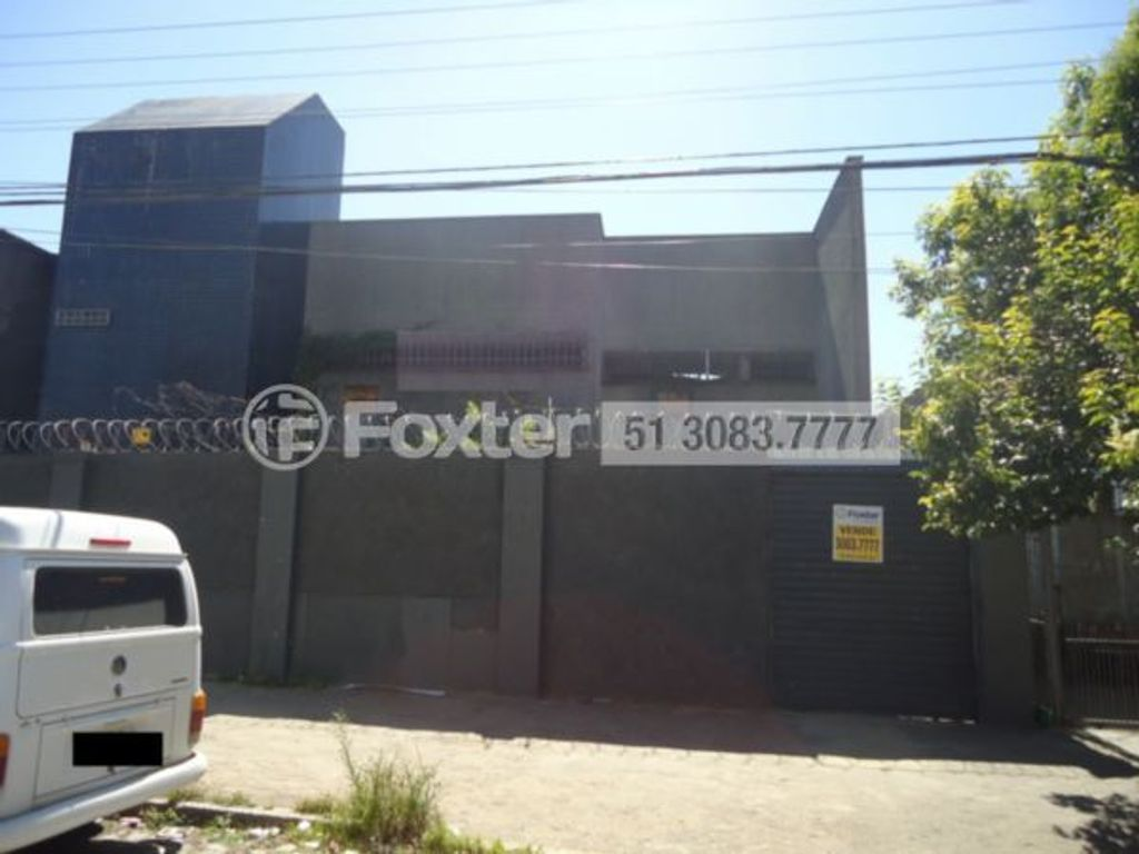 Prédio, Navegantes, Porto Alegre (2185)