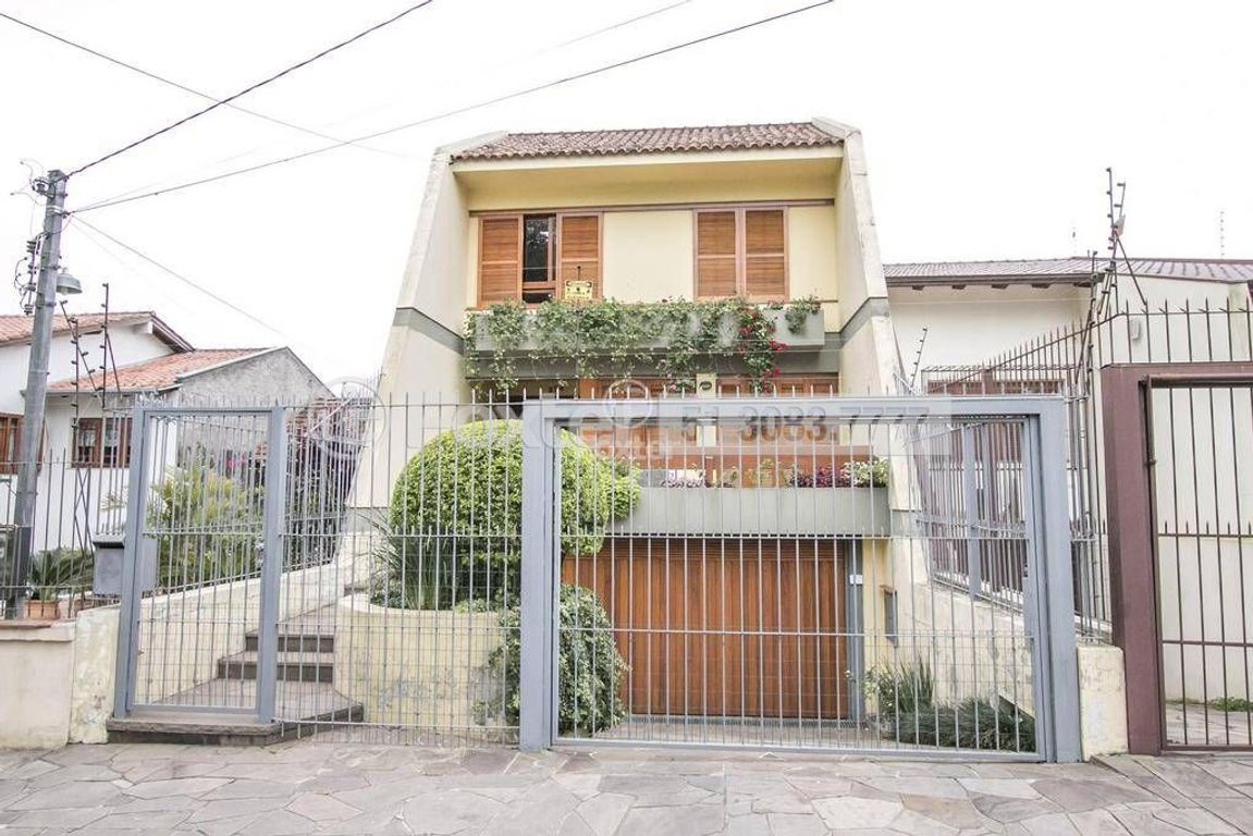 Casa 4 Dorm, Chácara das Pedras, Porto Alegre (3076)