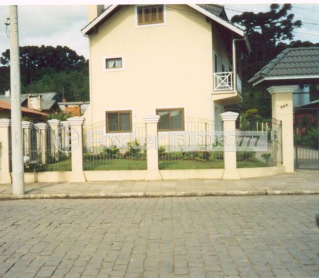 Sãofrancisco - Casa 4 Dorm, Vila Luiza, Canela (5415)