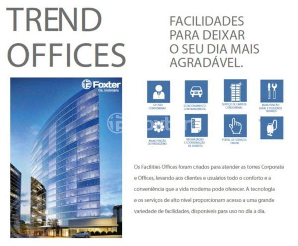 Tabela Trend Nova Carlos Gomes - Sala, Petrópolis, Porto Alegre (6402) - Foto 17