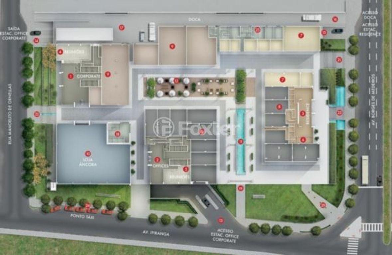 Trend City Center Corporate - Apto 1 Dorm, Centro Histórico (6861) - Foto 12